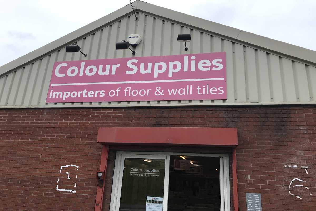 Colour Supplies - Bathroom and Tile Showroom - Wrexham Matters