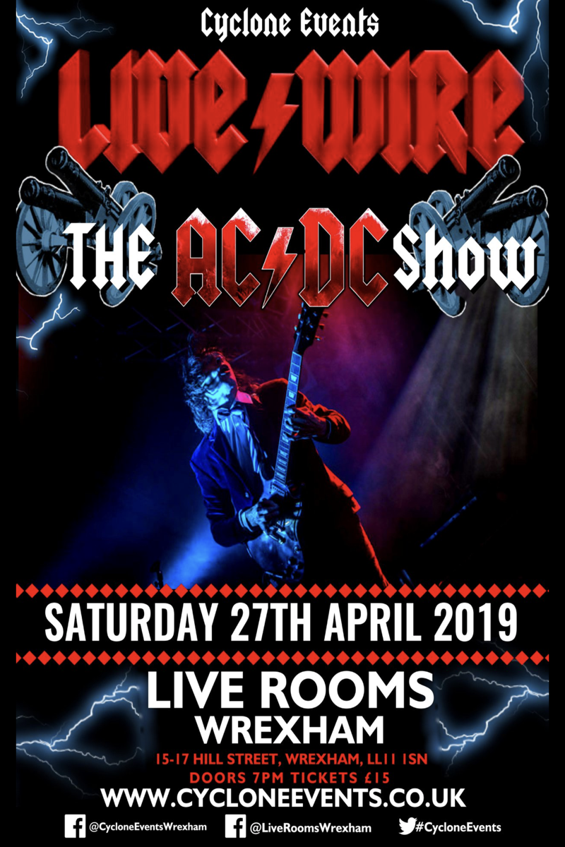 Live Wire – The AC/DC Show