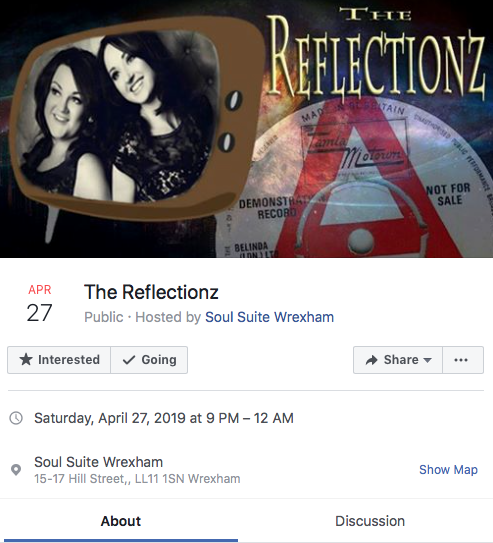 The Reflectionz