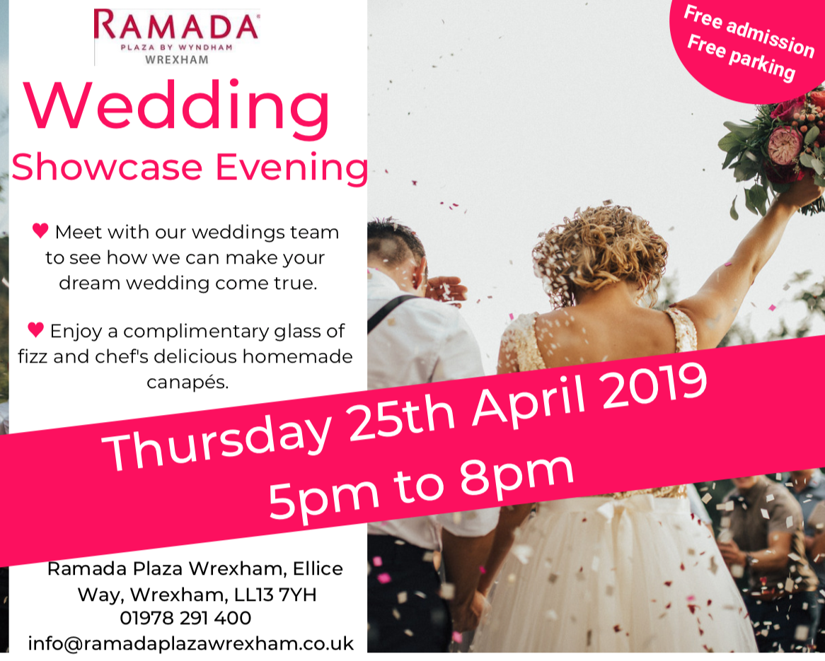 Ramada – Wedding Showcase Evening
